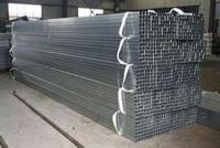Hot dip galvanized square tube steel